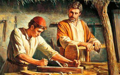 El patriarca José en Nazaret y en la Iglesia