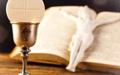 Comunión espiritual: la eucaristía en tiempos de confinamiento